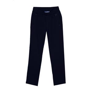Школьная форма Брюки (134-164)-с прорезными карманами, на резинке синий 62576