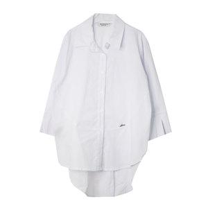 Школьная форма Блузка (9-20)-3/4 рукав,удлинённая спинка белый хлопок 11864