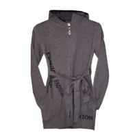 Школьная форма Кардиган (130-165)-на металлических пуговицах,с карманами и поясом серый 2011