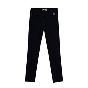 Школьная форма Брюки (122-170)-узкие, с паетками на карманах синий 62202