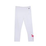 Лосины (98-128)-розовый Фламинго белый хлопок 919098-P